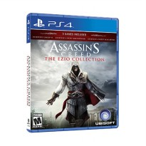 Sony PS4 Assassin's Creed Ezio Collection DVD Game