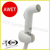 AER Shower Kloset / Closet Shower / Toilet Bidet SC 07 W
