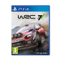 Sony PS4 WRC 7 DVD Game