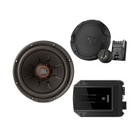 JBL Updated Paket Audio [12 Inch]