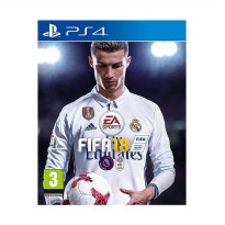 SONY PlayStation 4 FIFA 18 DVD Game