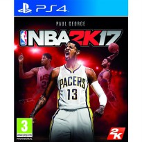 Sony Playstation 4 NBA 2K17 DVD Game