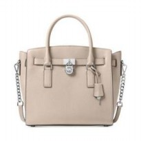 Michael Kors Hamilton Bag - Gray (DB396 - Gray)