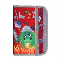 Okeidog Wildpack Dragon Passport Holder