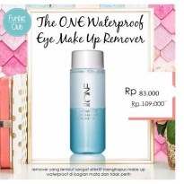 The One Waterproof Eye Make-Up Remover