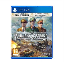 SONY PS4 Sudden Strike 4 DVD Game