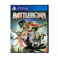Sony PS4 Battleborn DVD Game