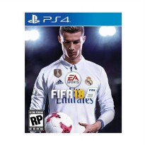 SONY PS4 FIFA 18 DVD Games