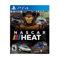 Sony PS4 Nascar Heat 2 DVD Game