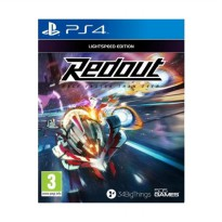 SONY PS4 Redout Lightspeed Edition DVD Game