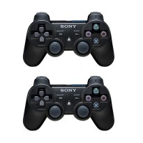 Rekomendasi Seller - Sony Playstation 3 Dualshock Stick Wireless Controller Original [2 Pcs]