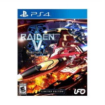SONY PS4 Raiden V - Director's Cut Limited Edition DVD Game