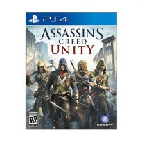 SONY PS4 Assasin's Creed Unity DVD Game