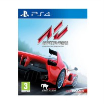 Sony PS4 Assetto Corsa DVD Game