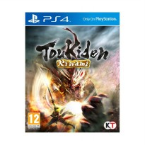 Sony PlayStation 4 Toukiden Kiwami DVD Game