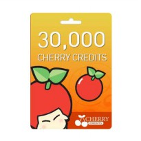 Cherry Credits Voucher Game [30,000]