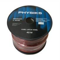 OTOmobil Physiks 8AWG Kabel Power