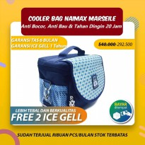 Cooler bag Naimax Marseille Spotted Navy