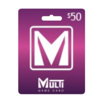 Multi Card US$50 Voucher Game