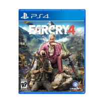 SONY PS4 Far Cry 4 Complete Edition DVD Game