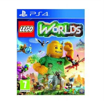Sony PS4 Lego Worlds DVD Games