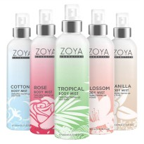 [110ML]ZOYA BODY MIST