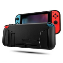 Casing TPU Grip Handle with Game Card Slot Storage Nintendo Switch
