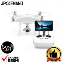 DJI Phantom 4 Pro Plus V2.0 Quadcopter with Monitor GARANSI RESMI