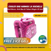 Cooler Bag Naimax La Rochelle Stylish Pink