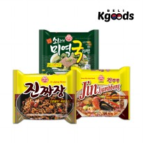 Bundle Ramyun Unik (3pcs)