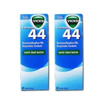 VICKS FORMULA 44 54 ML (2 BOTOL)