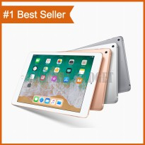 Apple iPad 9.7' 2018 / iPad 6 Wifi Cellular 128GB - Semua Warna - Garansi Resmi Apple