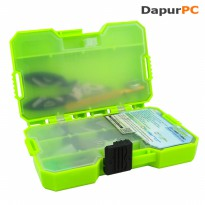Set Perlengkapan Pancing /Jakemy Fishing Accessories Tool Kit JMPJ5002