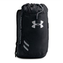 Under Armour Original ransel Trance Sackpack - 1248867-001 - hitam