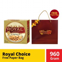 Royal Choice Free Paper Bag 960 Gr