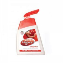 Lifebuoy Cuci Tangan cair Pump Total 10 Btl 225ml