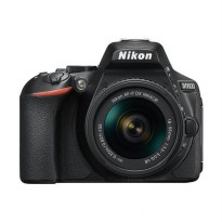 Nikon D 5600 Kit AFP 18-55 VR Black