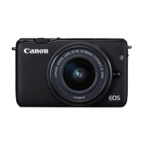 Canon EOS M10 Kit EF-M15-45mm (Black) + Canon Selphy CP1200