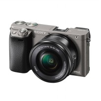 Sony Alpha A6000 KIT 16-50mm Kamera Mirrorless - Grey