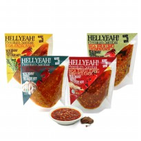 Sambal Hellyeah! Pouch 170 Gr All Variants