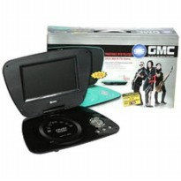 Dvd Video Player Portable Gmc 9
