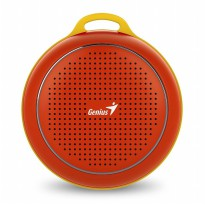 Genius SP-906BT Bluetooth Speaker - Orange