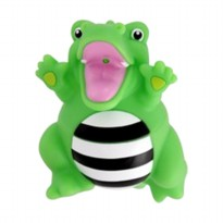 Sassy Stay Clean Bath Squirter (Single Pack) - Crocodile