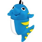 Sassy Stay Clean Bath Squirter (Single Pack) - Fish