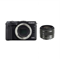 Canon EOS M3 Kit EF-M15-45mm Kamera Mirrorless