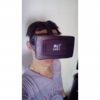 Virtual Reality VR Mobile Phone 3D Movies/Games For 3.5 to 5.6' Smarphone BONUS GAMES VR & FILM 3D