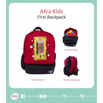 First Backpack_Do'a Before You Eat_Merah (FB002)