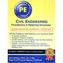 EBOOK CIVIL ENGINEERING_3 EBOOK PLUS SOFTWARE FOR CE
