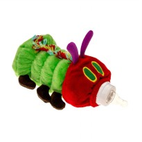 Bottle Pets Eric Carle Very Hungry Caterpillar Cover Botol