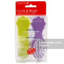 Pigeon Brush & Comb Set